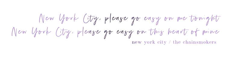 new york city lyrics